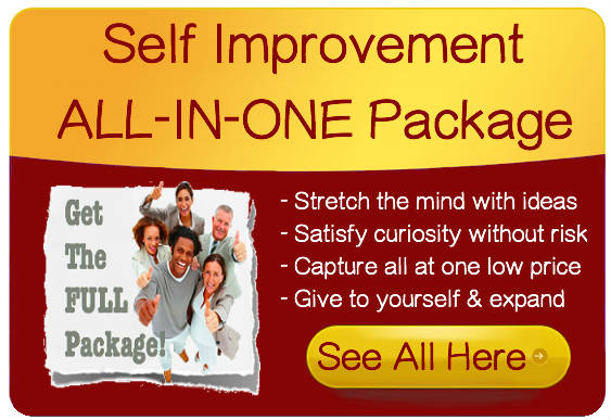 Forward Steps Self Improvement Package