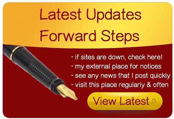 Latest Updates from Forward Steps