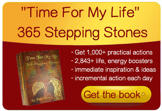 Time For My Life: 365 Stepping Stones