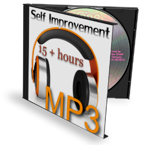 15+ Hours Of MP3 Books